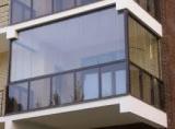 панорамное застекление балкона