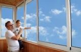 Застекление балкона-дополнительное пространство Вашей квартиры