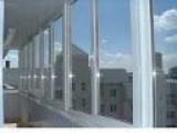 застекление балкона пластиковой конструкцией