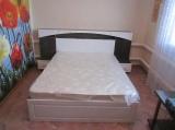 Кровать 2-х спальная.