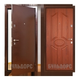 """дверь входная металлическая """"Бульдорс"""""""
