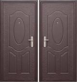 входная металлическая дверь за 3590 рублей