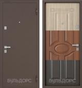 Стальная дверь Бульдорс 12С